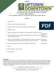 SOBO Meeting April 20, 2016 Agenda Packet