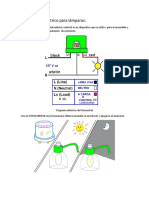 Control Fotoeléctrico Para Lámparas