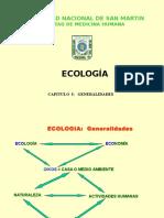 Generalidades de Ecología