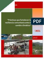 Documento Resumen Experiencias de Resiliencia AECID