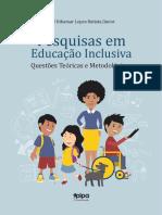 Pesquisas Em Educacao Inclusiva