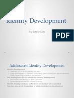 emily olis identity development presentation