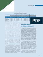 2011 Informe Laboral Metal MemoriaConfemetal