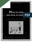 06 Hva vi sier - og hva vi mener. Uttrykksmåter og arbeidspråk.pdf