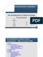 An Introduction to Electric Power Transmission Presentation