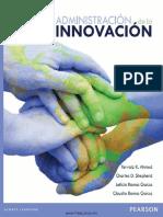 Administración de la innovación - Ahmed, Shepherd.pdf