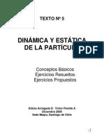 Dinamica y Estatica de La Particula