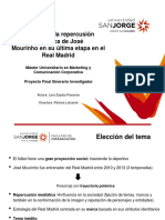Defensa TFM - Lara Zapata Pasamar