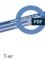 National Plan Diabetes