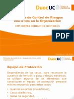 13 E.P.P. Requeridos Para Trabajos Eléctricos