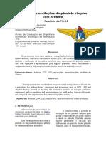 FIS26-RelatorioPendulo T1 Grupo14