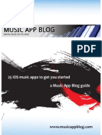25 Music Apps Guide