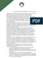 Extracto Da Acta Do Cons. Pedag.(1)