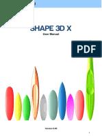 Shape Mertix