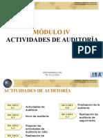 MODULO 4 Actividades de Auditoria