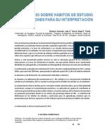 Diofanor Acevedo HEMA Interpretacion