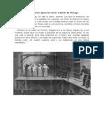 Como Relató José Martí La Ejecución de Los Mártires de Chicago