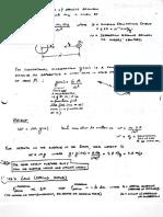 Newtons Summary Sheet p3