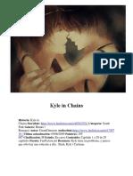 DanniDinmont -Kyle in Chains(Spanish)