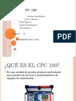 USO DEL CPC 100