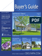 Coldwell Banker Olympia Real Estate Buyers Guide May 7th 2016