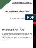 Hidrocoloides Vegetales