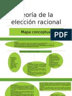 TEORÍA  DE LA ELECCIÓN