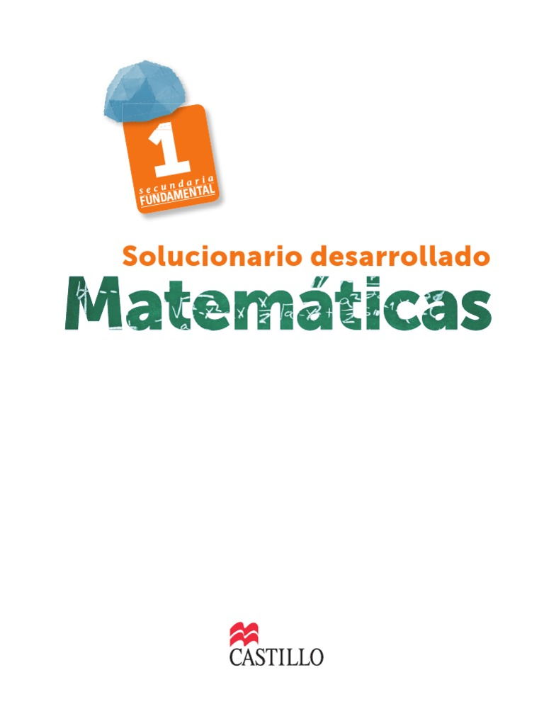 Mate 1 _Sec Fundamental_ Castillo Bloque 1