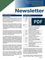 EDSC Newsletter
