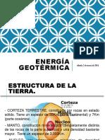 Energía Geotérmica 2016