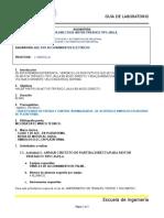Guía 1- Partida Directa Mot 3f-Jaula