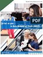 ZMOT-Zero Moment of Truth