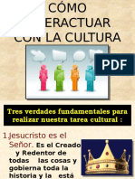 6 Interactuando Con La Cultura