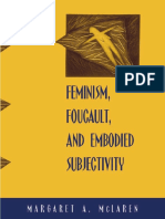 [Livro] Feminism, Foucault, And Embodied Subjectivity