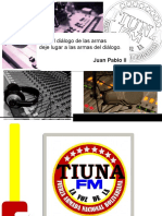 Importancia de La Radio Tiuna FM