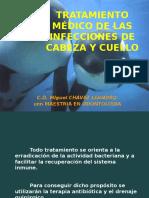 Tratamiento Médico de Las Infecciones de Cabeza y