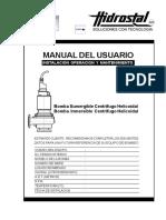 Helicoidal Sumergible e Inmersible