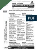 Syllabus ICND 4.0