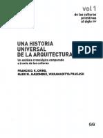 262778203 Una Historia Univ de La Arq Vol 1 Francisc DK Ching