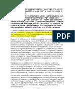 Circular SII Chile - Remuneraciones pagadas a acionistas de Sociedades de Capitales