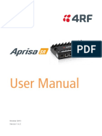 Aprisa Sr User Manual 162