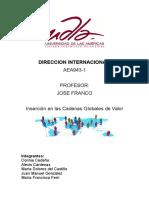 Direccion Internacional