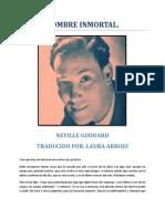 Hombre Inmortal - Neville Goddard