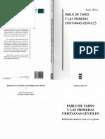WILEY, T., Pablo de Tarso y las primeras cristianas gentiles, Sígueme, Salamanca 2005.pdf