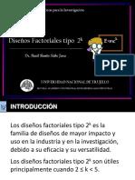 Clase 6 - Diseños Factoriales tipo 2^k