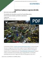 Banco Mundial e FMI_ a Recessão Da América Latina Se Agrava Devido à Crise No Brasil _ Economia _ EL PAÍS Brasil