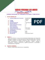 2010-2_Silabo Algoritmos y Estructura de Datos I