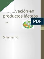 Innovación en Productos Lácteos