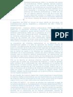 Epidemiologia y Patogenesis Del SPM
