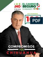100 Compromisos por Chihuahua